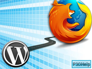 wordpress-firefox