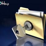 جلوگیری از دسترسی به فایلها و فولدرها