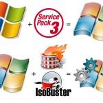 اضافه کردن سرویس پک 3 به ویندوز و ساخت سی دی بوت