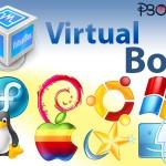 آموزش کاملاً تصویری Virtual Box